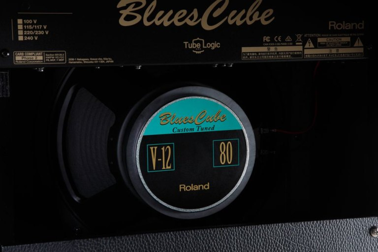 BluesCube Hot BK Speaker