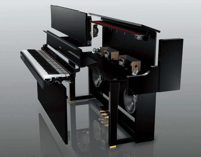LX-HP Acoustic-Projection