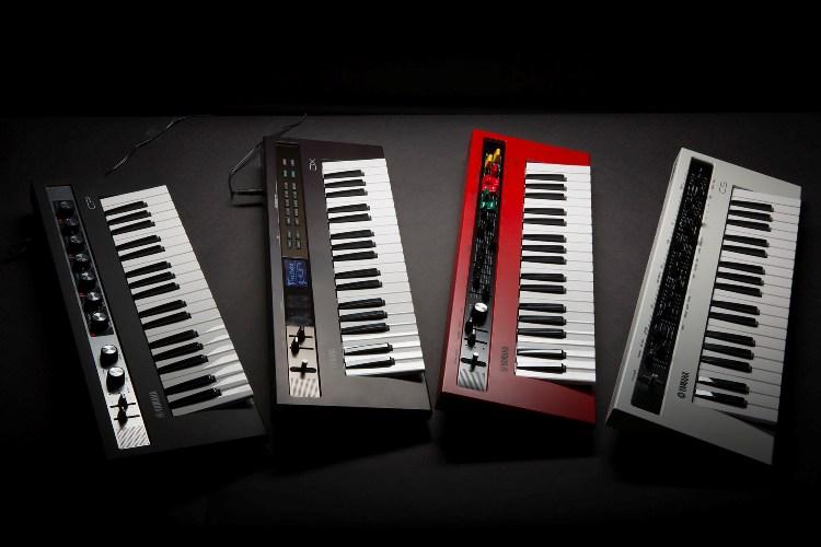 Синтезатор Yamaha Reface CP купить в Украине, цена | www.Robik-Music.com