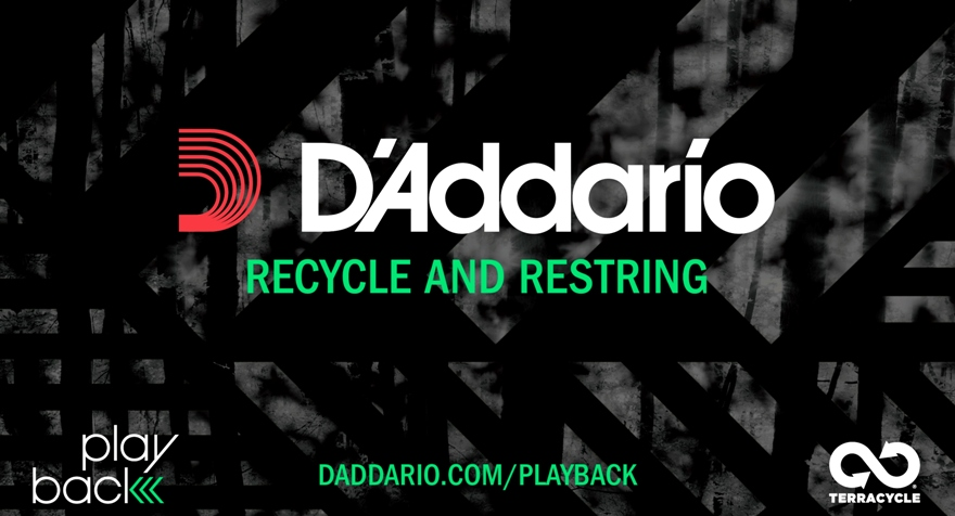 Recycle and Restring