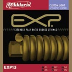 D'ADDARIO EXP13 EXP 80/20 Bronze Custom Light