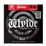 Струны для электрогитары DUNLOP ZWN1046 WYLDE ELECTRIC MEDIUM
