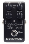 t.c.electronic Dark Matter Distortion