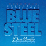 Струны для электрогитары DEAN MARKLEY 2557 Bluesteel Electric DT