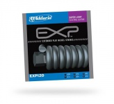 Струны для электрогитары D'ADDARIO EXP120 EXP Super Light