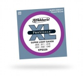 D'ADDARIO EPS520 XL ProSteels Super Light