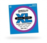 D'ADDARIO EXL120-7 XL 7 Super Light