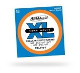 D'ADDARIO EXL110-7 XL 7 Regular Light