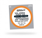 Струны для электрогитары D'ADDARIO EHR310 XL Half Rounds Regular Light