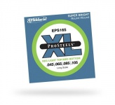 Струны для бас-гитары D'ADDARIO EPS165 Pro Steels Custom Regular Light Top / Med Bottom 4str