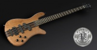 Бас-гитара WARWICK Steamer Stage I LTD 2012