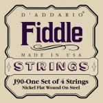 D`ADDARIO J90 Fiddle