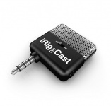 IK MULTIMEDIA MIC-CAST iRIG CAST