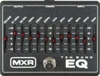 DUNLOP M108 MXR 10-BAND GRAPHIC EQ