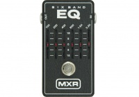 DUNLOP M109 MXR 6-BAND GRAPHIC EQ