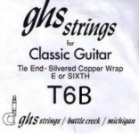 GHS T6B CLASSIC 6TH STRING PHOSPHOR BRONZE