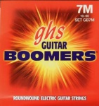 GHS GB7M 7 STRING BOOMERS LIGHT 010-060