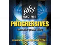 GHS PRXL EL GUITAR PROSRESSIVES EXTRA LIGHT 009-042