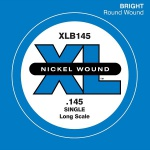Струна для бас-гитары D`ADDARIO XLB145 XL NICKEL