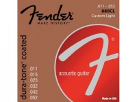 Fender 880CL 80/20 COATED 11-52