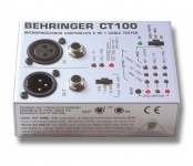 Тестер Behringer CT100 CABLE TESTER