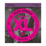 Струны для бас-гитары D`ADDARIO EFX170 XL FLEX STEELS LIGHT 45-100