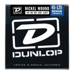 Струны для бас-гитары DUNLOP DBN45125T NICKEL PLATED