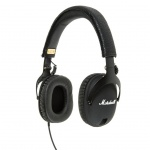Наушники Marshall Headphones Monitor Black