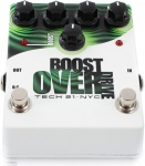 Педаль эффектов TECH21 BOOST OVERDRIVE