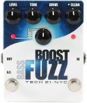 Педаль эффектов TECH21 BASS BOOST FUZZ