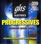 Струны для электрогитары GHS STRINGS PROGRESSIVES PRXL