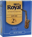 RICO Rico Royal - Alto Sax #2.5 - 10 Box