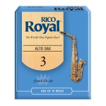 RICO Rico Royal - Alto Sax #3.5 - 10 Box