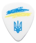 Медіатор DUNLOP 438C1.0 TORTEX WEDGE CUSTOM UKR 1.0