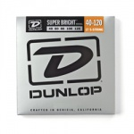 Набор струн Dunlop DBSBN40120 Super Bright Nickel 40-120