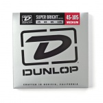 Набор струн Dunlop DBSBN45105 Super Bright Nickel 45-105