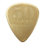 Медіатор DUNLOP 442P.88 50th ANNIVERSARY GOLD NYLON PLAYER'S PACK 0.88