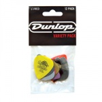 Медиаторы DUNLOP PVP101 PICK VARIETY PACK LIGHT-MEDIUM