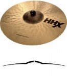 "Тарелка SABIAN 16"" HHXplosion Crash Brilliant (11687XB)"