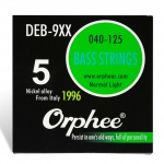 Струни для гітари Orphee DEB-9XX/5strings