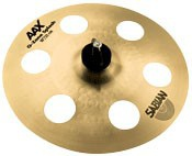 "Тарелка SABIAN 10"" AAX O-Zone Splash"