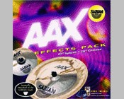 Тарелка SABIAN AAX Effects Pack (25005XE)