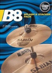 Тарелка SABIAN B8 Splash and Stacker Pack