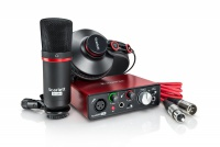 Звуковая карта Focusrite Scarlett Solo Studio New