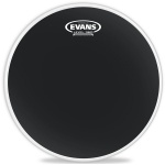 "Пластик для малого барабана EVANS 14"" Hydraulic Black Coated"