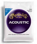 Струни для гітари Martin M550 Traditional Acoustic 92/8 Phosphor Bronze Medium (13-56)