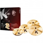 Набор тарелок Zildjian K Custom Dark Box Set 5 PC
