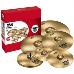 Набор тарелок Sabian XSR Super Set Brilliant