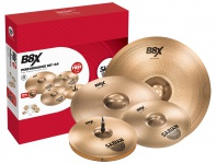 Набор тарелок Sabian B8X Promotional Performance Set