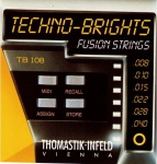 Струни для гітари Thomastik TB108 Techno-Brights
